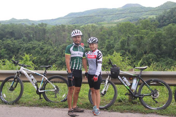 NGO TRONG HUY - Founder, Vietnam Bike Tours