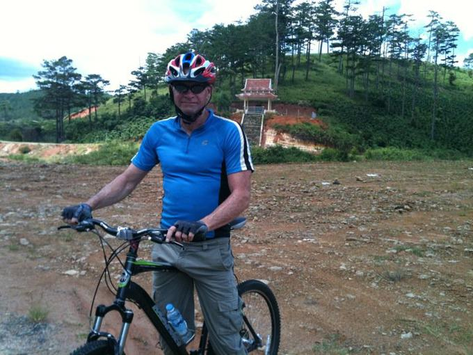 ROBERT MOORE - Partner, Vietnam Bike Tours USA