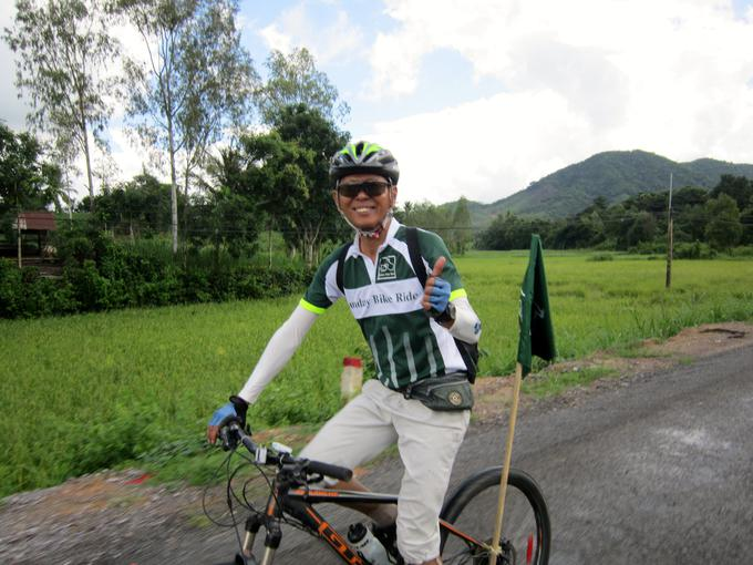 SAAD AHMAD - Manager, Vietnam Bike Tours [Singapore]