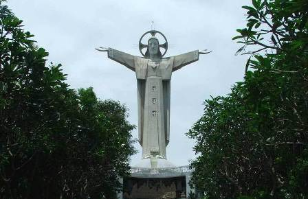 Jesus in Vungtau/BIKING Full day - HCM to VUNG TAU BEACH