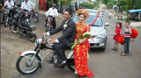 Vietnamese Traditional Wedding